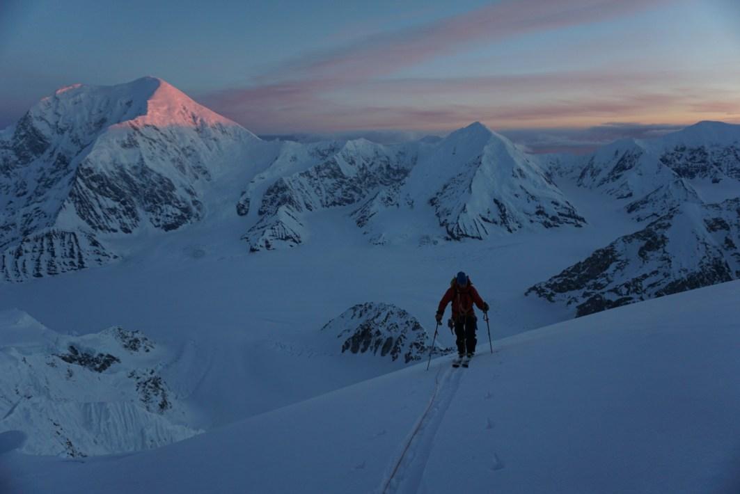 Mount Hunter, AK.