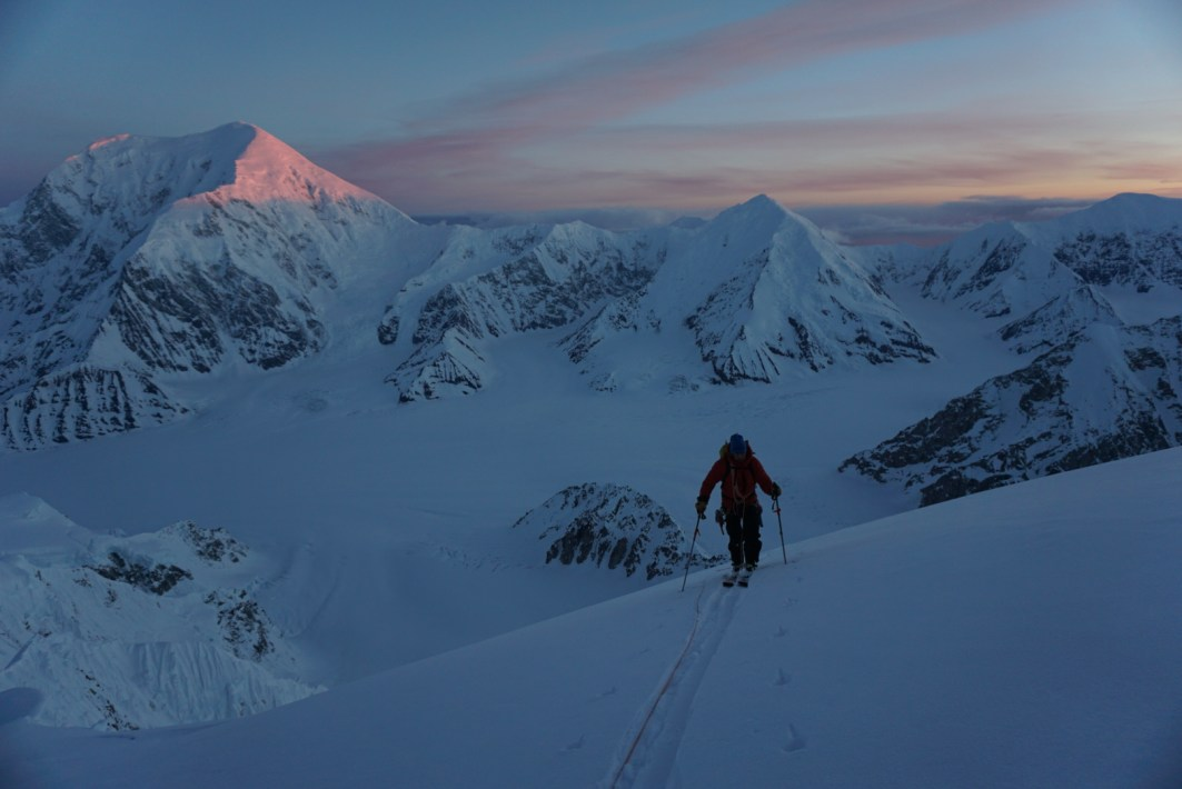 Mount Hunter, AK.