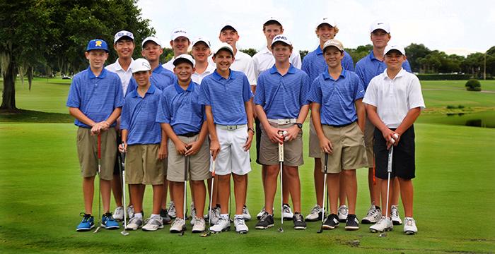 Golf  The First Academy