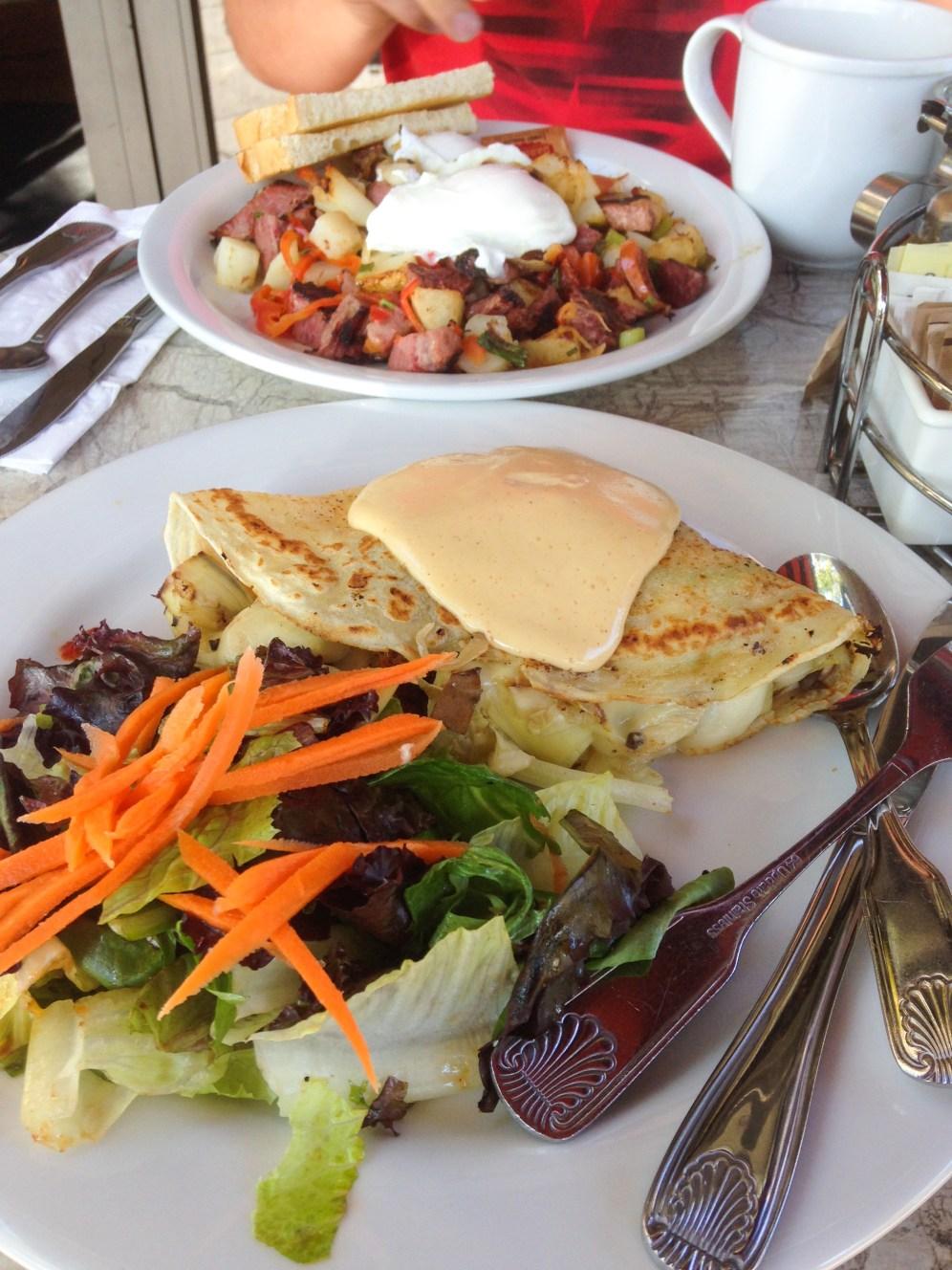 Cafe M: Berkeley, CA