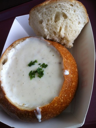Boudin Sourdough Bakery & Cafe: San Francisco, CA