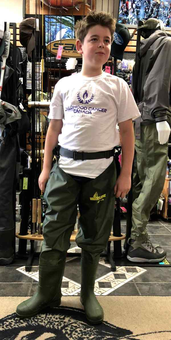Kids Hip Boots Waders