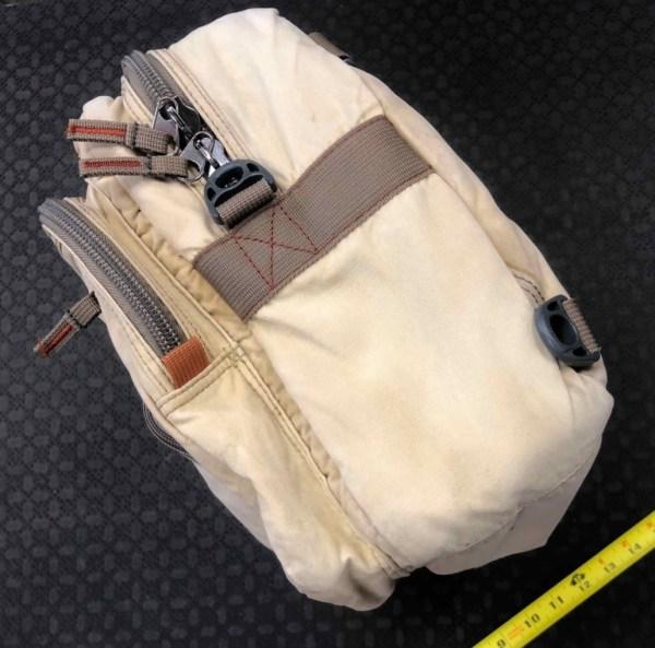 Sold - Fishpond Boulder Briefcase Great Shape 75