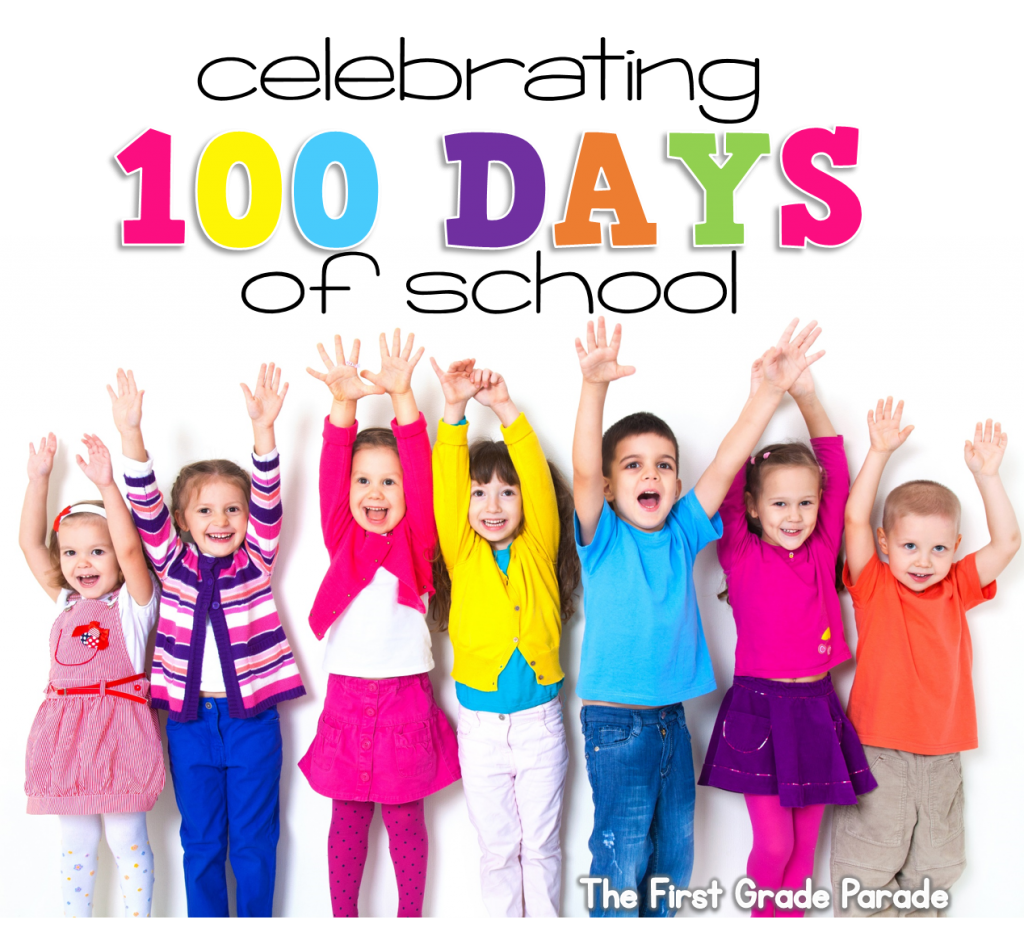 hight resolution of 100th Day of School - Cara Carroll