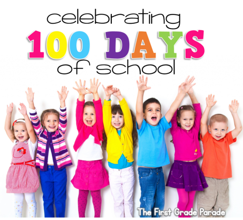 small resolution of 100th Day of School - Cara Carroll