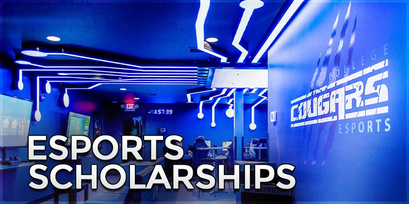Colleges Now Offering Esports Scholarships