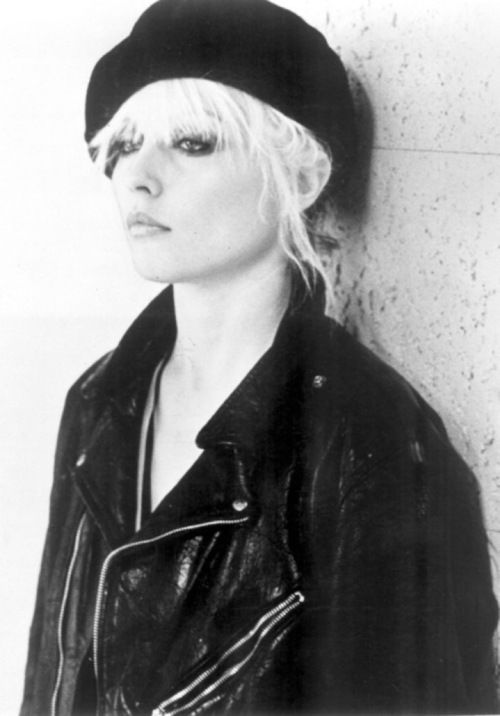 Debbie Harry from Blondie.