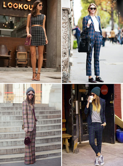 Plaid on www.TheFirstWife.com