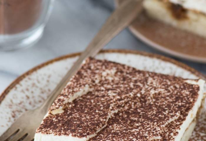 Tiramisu Cake The First Year
