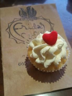 Mini Mazapan Cupcake