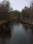 Au Sable River - South Branch on Smith Bridge