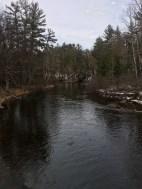 Au Sable River - South Branch on Smith Bridge