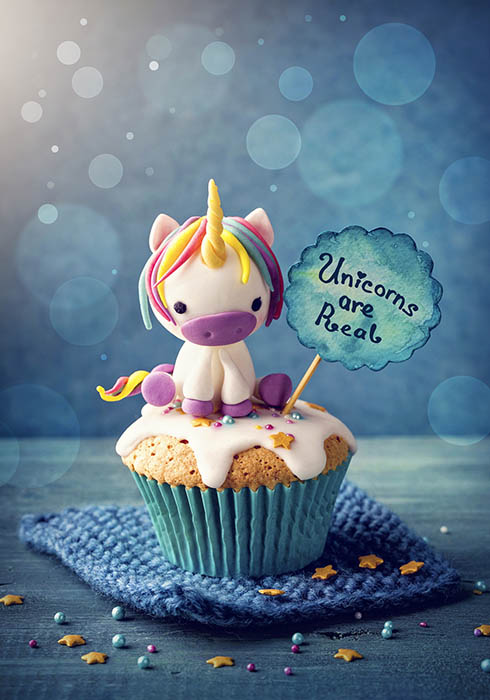 6 Easy Unicorn Cupcake Tutorials For Beginners The Fit