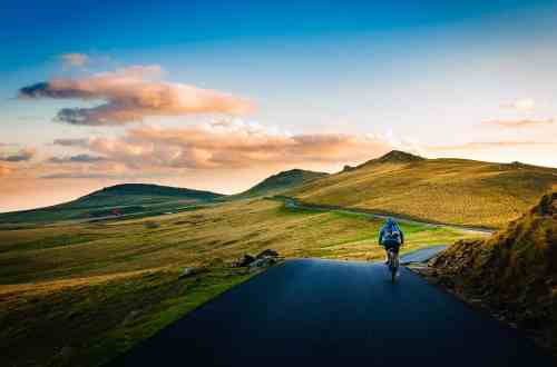 cycling towards your fitness and career goals