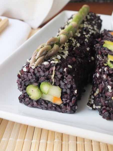 Vegan Sushi from The Fitchen