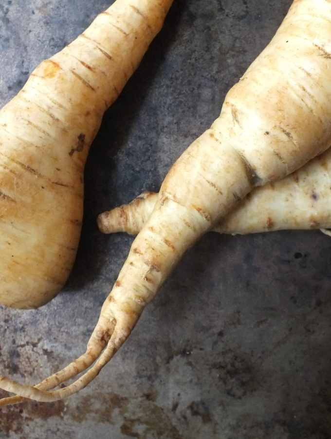 Parsnip Couscous [Vegan, Raw, and Gluten-Free]