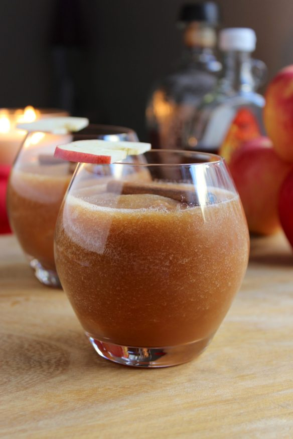 The Boozy Maple Orchard