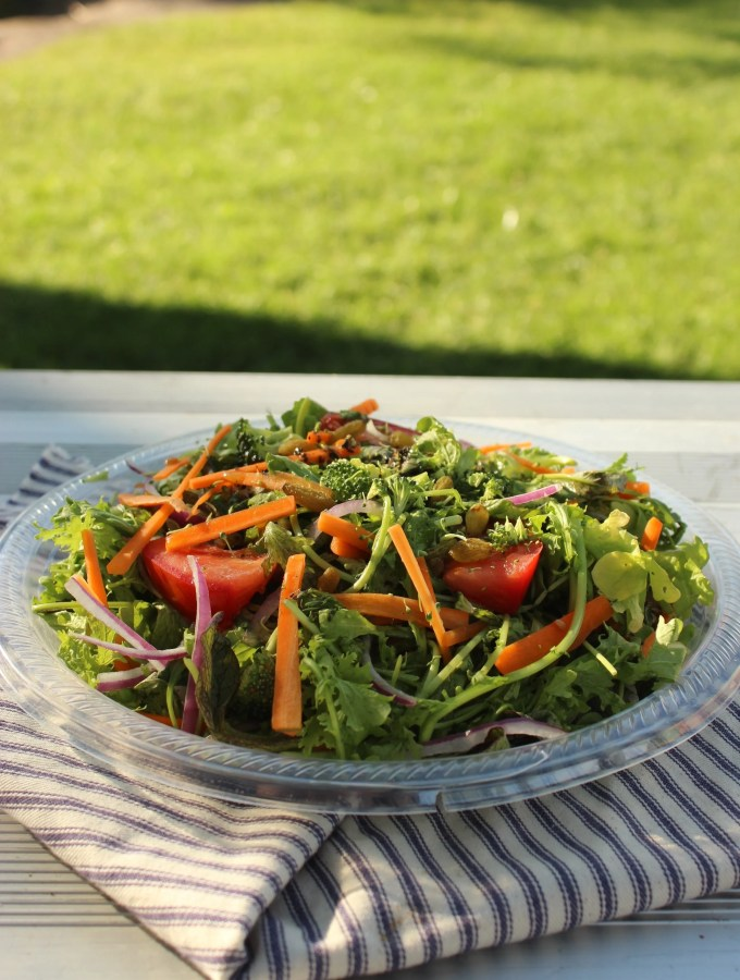 Summer Market Salad