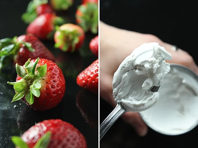 Chocolate Créme Filled Strawberries – The Fitchen