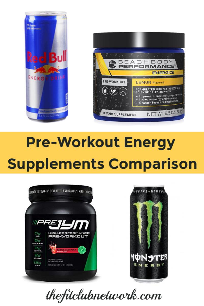 Beachbody Energize Pre Workout Drink | What it's for and