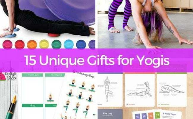 15 Unique Gifts For Yogis Gift Guide The Fit Cookie
