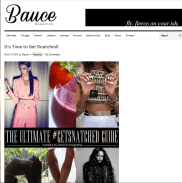 Bauce Magazine | Lifestyle Feature | Spring 2013