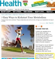 Health Magazine | Expert Advice | January 2013