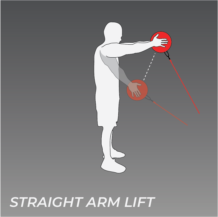 Straight Arm Lift