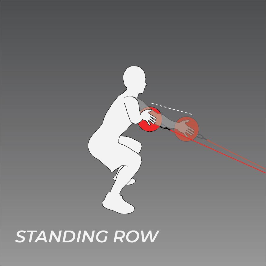 Standing Row