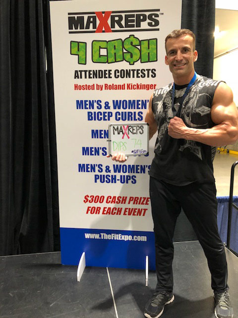 San Jose Fit Expo : Results