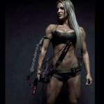 Aus IFBB Bikini Sarah Allen Thumbnail