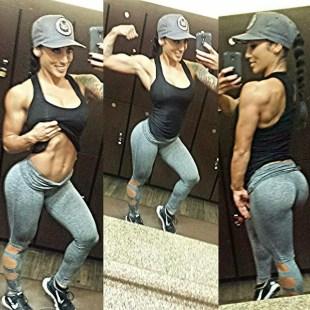 Candice Chamberland fitnesswithcandice