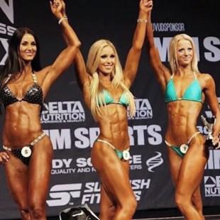 Bikini Fitness Athlete  fridapaulsen