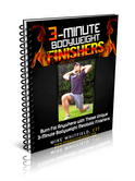 3 Minute Bodyweight Finishers