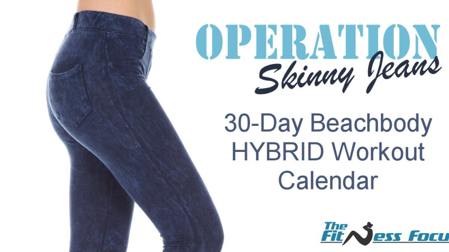 Your 30 Day Skinny Jeans Workout Routine For Lean Legs The Fitness Focus