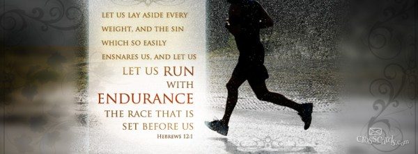 thefitnesshippie to run the race with endurance