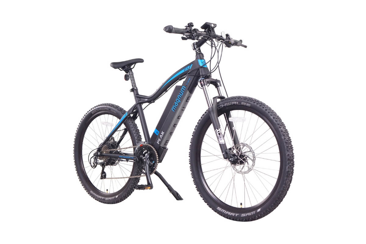 Magnum Peak Electric Bike From The Fitness Market