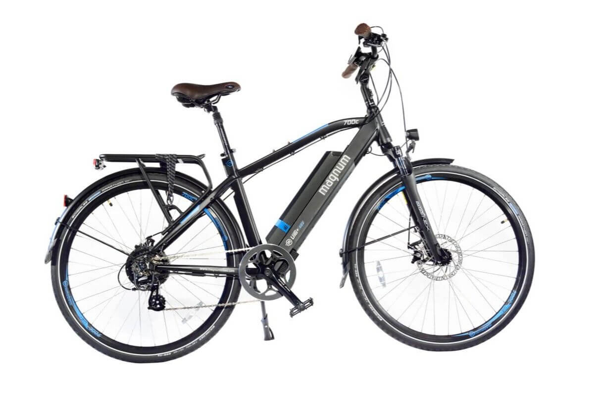Magnum Ui6 Electric Bike From The Fitness Market