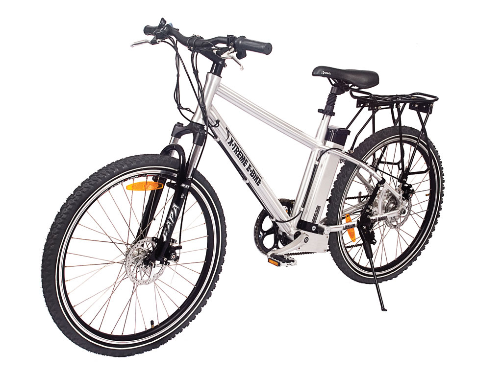 X Treme Trail Maker Elite Electric Bike Mtb Ebike By