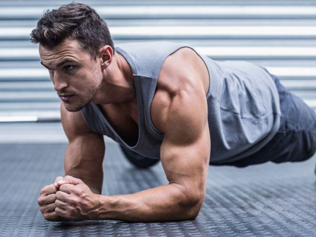 ABS ARE CARVED IN THE KITCHEN BUT NOT MADE THERE! The Fitness Maverick
