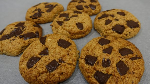 THE BEST LOW CARB HEALTHY COOKIE RECIPE EVER The Fitness Maverick