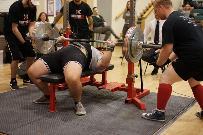 Bench Press Like A Powerlifter! The Fitness Maverick