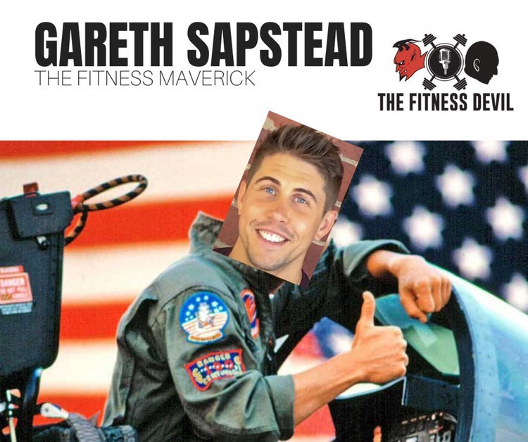 Appearance on The Fitness Devil Podcast The Fitness Maverick