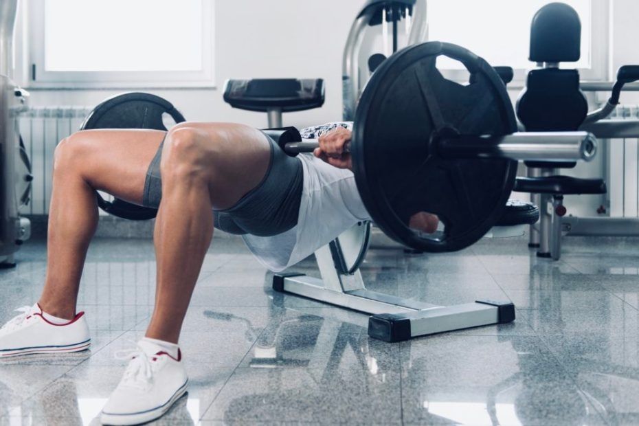 Advanced Butt Stuff: Landmine Hip Thrusts and more! The Fitness Maverick