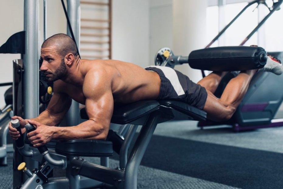 The best hamstring curl you can't do (until now)! The Fitness Maverick
