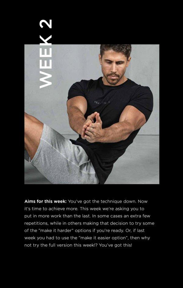 Peak Core – Bodyweight Training Guide (FREE)