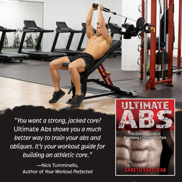 Ultimate Abs: The Definitive Guide to Developing a Chiseled Six-Pack (Paperback)