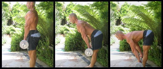 Stiffed legged deadlift is one of the form of the deadlift.