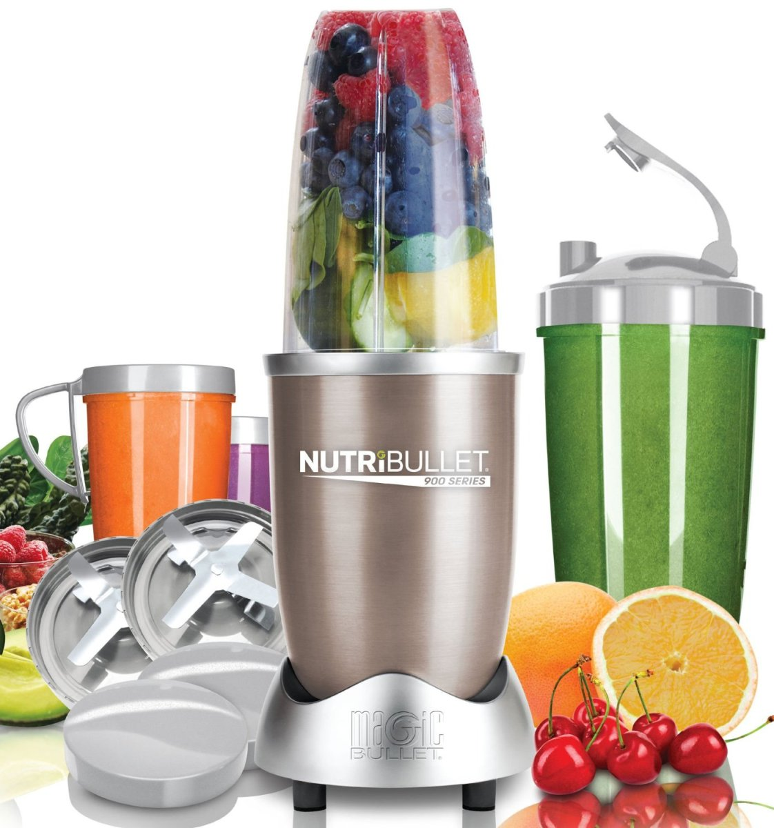 Fruit Blender Review - The Three Best Smoothie Blenders