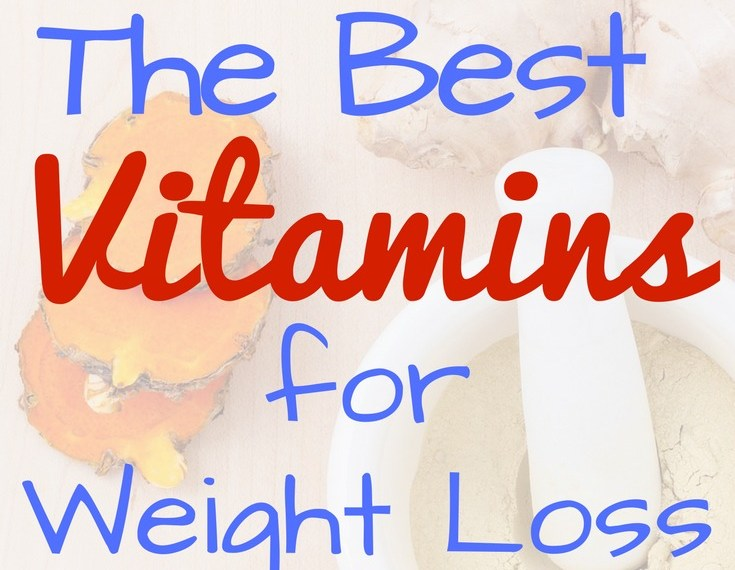 best vitamines for weigh loss